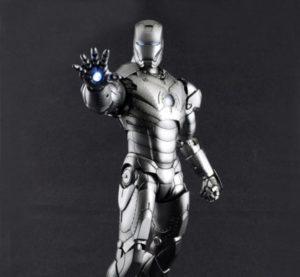 Железный человек Mark II