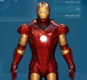 Железный человек Mark III