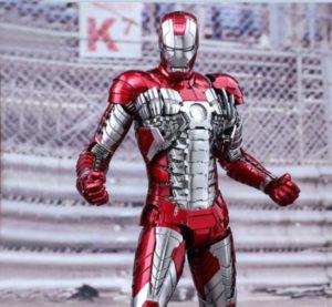 Железный человек Mark V