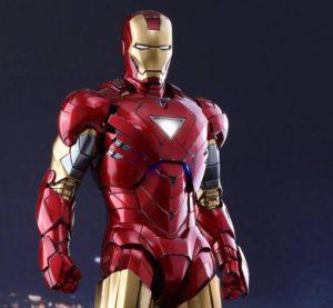 Железный человек Mark VI
