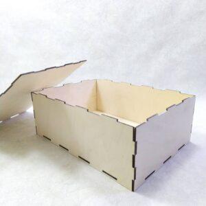 Коробка из фанеры