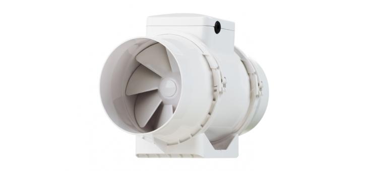 Канальный вентилятор для лазерного станка